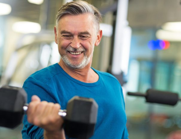 Member Story How Mike Improved His Blood Pressure